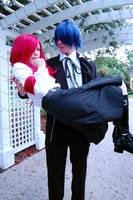 Persona 3 Cosplay by MelfinaCosplay