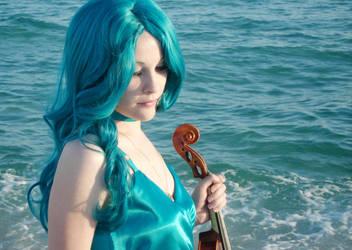Princess of the Sea by MelfinaCosplay