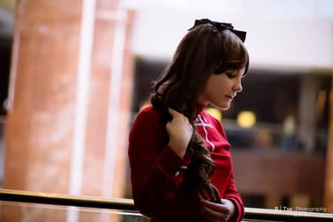 Rin Tohsaka by MelfinaCosplay