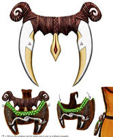 Weapon Design - Chibchada by mynando