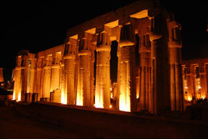 Luxor Temple 1 by mynando