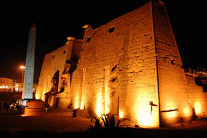 Luxor Temple 3 by mynando