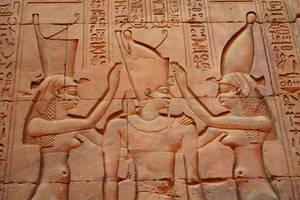 Egyptian Hieroglyphics 2 by mynando