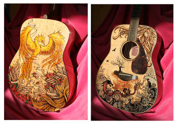 My Guitar by vivsters