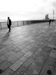 seafront by gianf