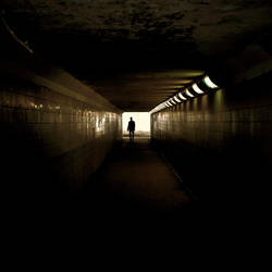 The stranger by samrizzo