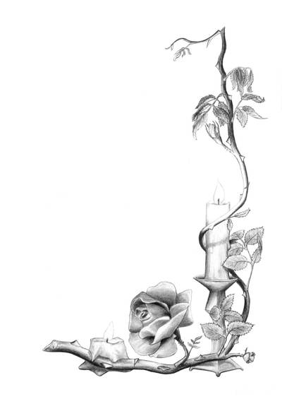 Poem Illustration: Licht (Light) by The-Bardess