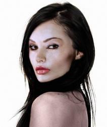 Mass Effect 2 - Feminine Jack by JariGrimshaw