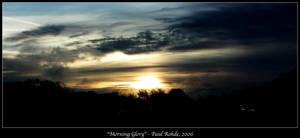Morning Glory by encodedlogic