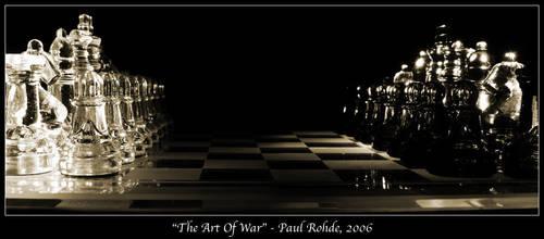 The Art of War by encodedlogic