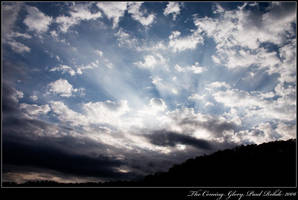 The Coming Glory by encodedlogic