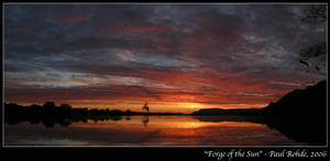 Forge of the Sun by encodedlogic