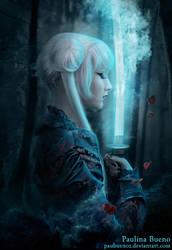 the magic sword by PauBuenoZ