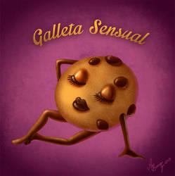 Galleta Sensual by PauBuenoZ