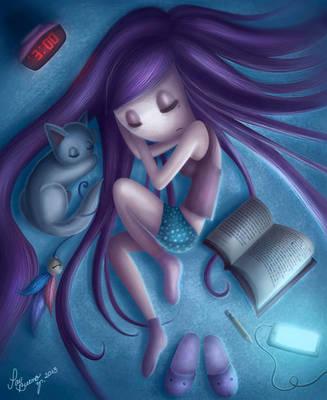 Insomnia by PauBuenoZ
