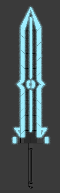 Tron Great Sword By Conanthewolfboy On Deviantart