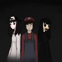 CreepyPasta by CyanKettle