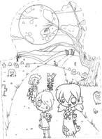 children of the graveyard by Neo-Ragdolls