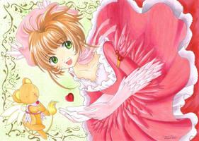 Sakura Kinomoto by Cannira