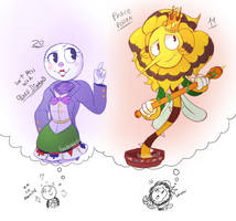 when I grow up... 2 by KarlaDraws14