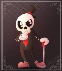 It's Mr.Bones! - *READ THE DESCRIPTION* by KarlaDraws14