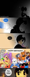 .:Birthday Boy:. by KarlaDraws14