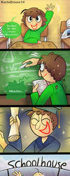 Baldi's Childhood by KarlaDraws14