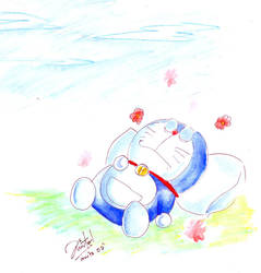 DORAEMON by Neethax