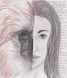 Wise Eyes by DarkNekoAngel1010
