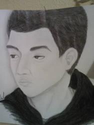 Art Student by DarkNekoAngel1010