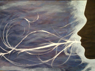 Gone with the Wind by DarkNekoAngel1010