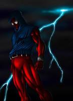 Scarlet Spider CLR by Bihumi