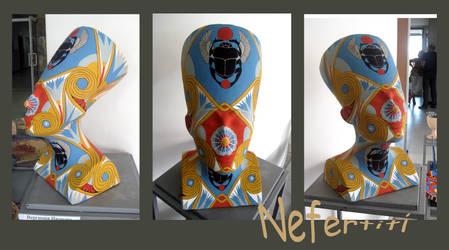 Nefertiti by verulka