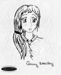 The real Ginny Weasley by szellemszallas