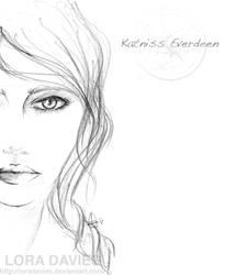Katniss Everdeen by LoraDavies