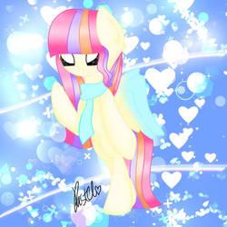 My New Ponysona, Pastel Breeze! by PastelBreeze14
