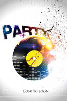 Party is coming by Dreamviewcreation