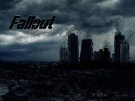 Fallout first fire by Dreamviewcreation