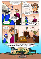 Rough Housing Issue One Page Eight by the-gneech