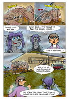 Issue Three Page Fourteen by the-gneech