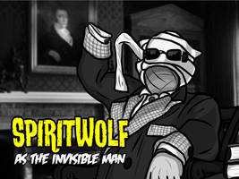 Movie Monster Badges -- SpiritWolf! by the-gneech
