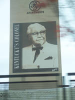 KFC Colonel by UmiKit