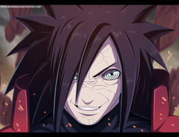 Madara Excited by MilarS