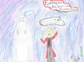 Ed Elric is TIGHT by xindescribablex
