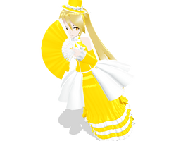 Lat Victorian-Style Neru DL by midnighthinata