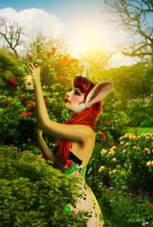 fantastic bunny-girl  -  Playgirl by tashamille