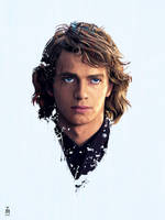 star wars - Anakin Skywalker by tashamille