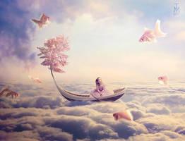 Child dream by tashamille