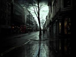 Rainy day by tashamille