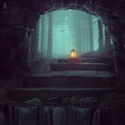Dreamy Forest by tashamille
